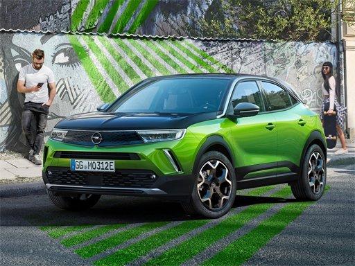 Play 2021 Opel Mokka-e Puzzle Now!