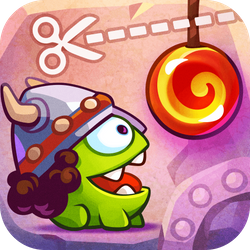 Play Cut The Rope: Time Travel Now!