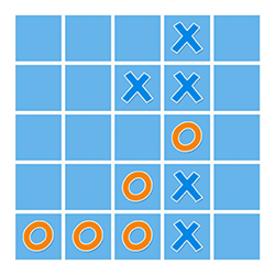Play Tic Tac Toe HTML5 Now!
