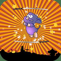 Play Ninja Pig Now!