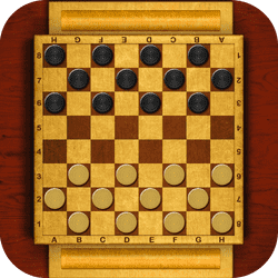 Play Master Checkers Now!