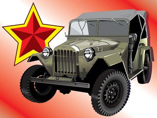 Play Soviet Cars Jigsaw Now!