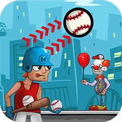 Play Baseball for Clowns Now!