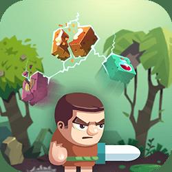 Play Blocky Warrior Now!