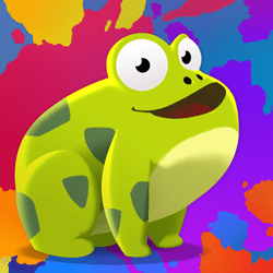 Play Paint the Frog Now!