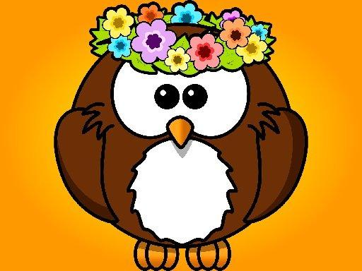 Play Owl Styles Jigsaw Now!