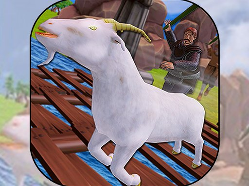 Play Angry Goat Rampage Craze Simulator Now!