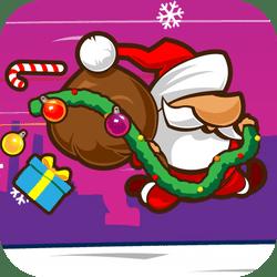 Play Santa Run Now!