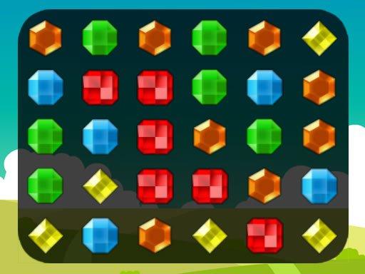 Play Ninja Treasure Match 3 Now!