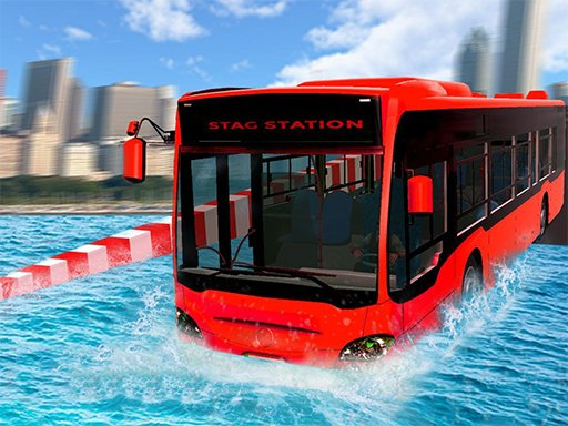 Play Extreme Water Floating Bus Now!