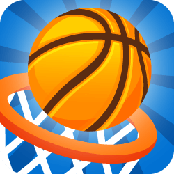 Play Bouncy Dunk Now!