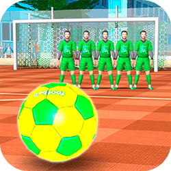 Play Street Freekick 3D Now!