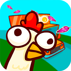 Play Go Chicken Go Now!