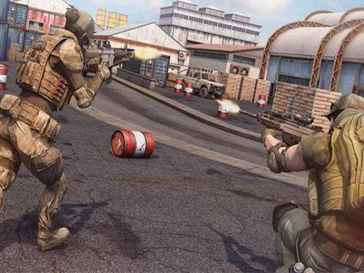 Play Army Commando Shooting Adventure Now!