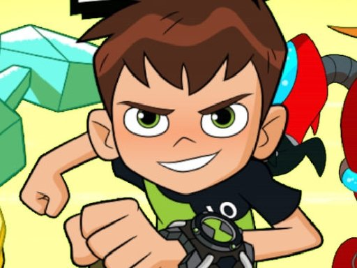 Play Ben 10 Jumping Challenge Now!