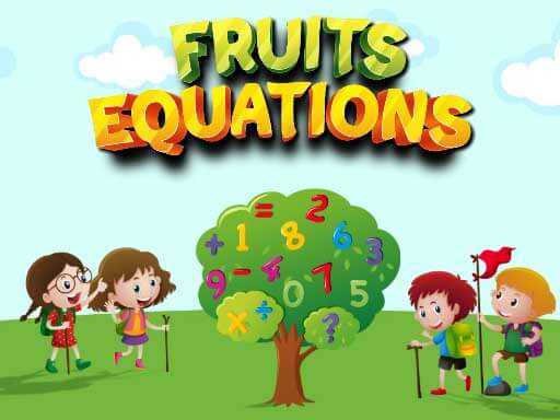 Play Fruits Equations Now!