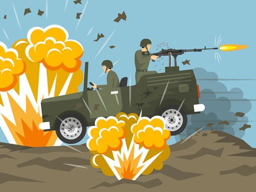 Play Army Vehicles And Aircraft Memory Now!