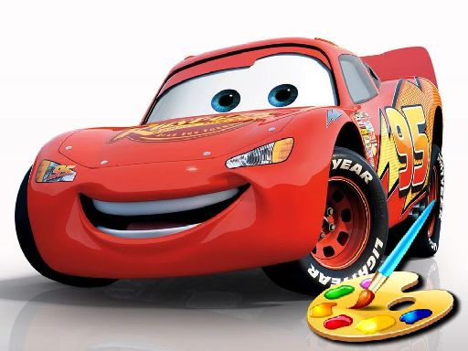 Play Disney Cars Coloring Book Now!