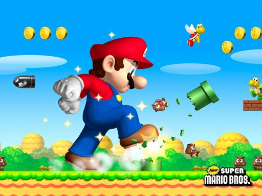 Play Super Mario Jigsaw Puzzle Now!