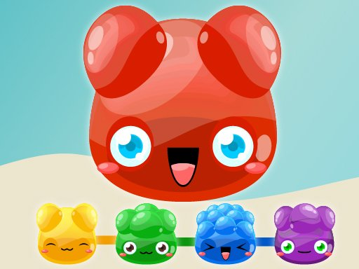 Play Connect The Jelly Now!