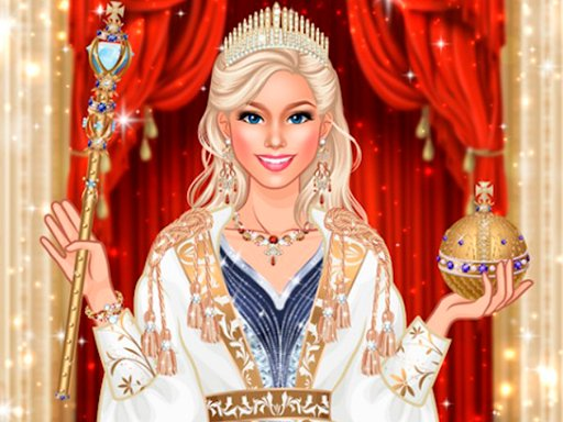 Play Royal Dress Up Queen Fashion Now!