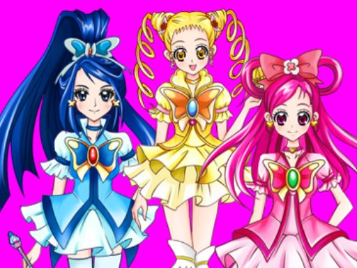 Play Pretty Cure 3 Now!