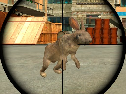 Play Rabbit Shooter Now!