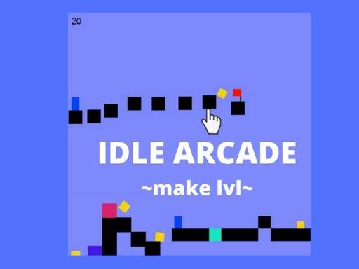 Play IDLE ARCADE - MAKE LVL Now!