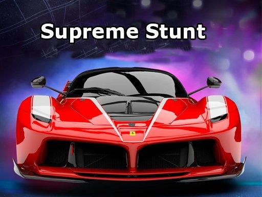 Play Mega Ramp Car Stunt 2020 Now!
