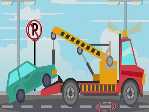 Play Towing Trucks Differences Now!