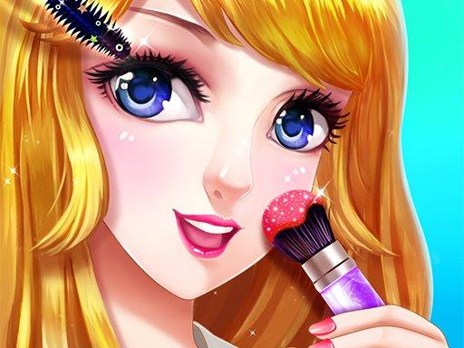 Play Anime Girls Fashion Makeup Now!