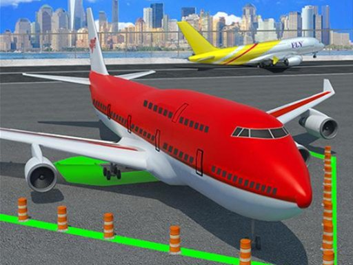 Play Airplane Parking Mania Now!
