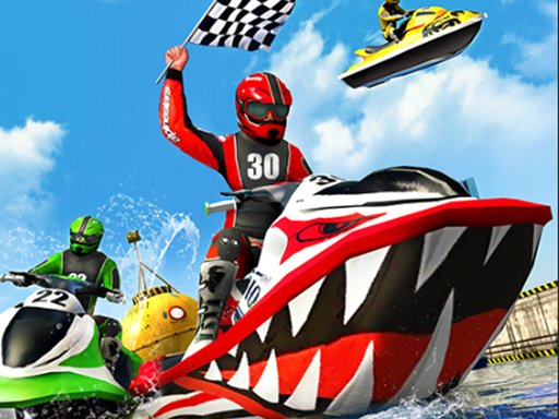 Play Jet Ski Boat Racing Game Now!