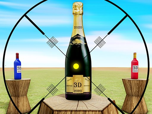 Play Real Bottle Shooting Game 2020 Now!