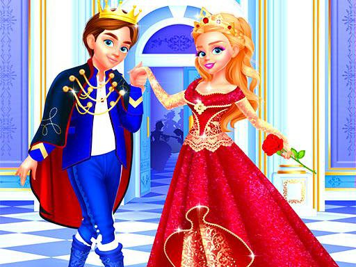 Play Cinderella Prince Charming Game Now!