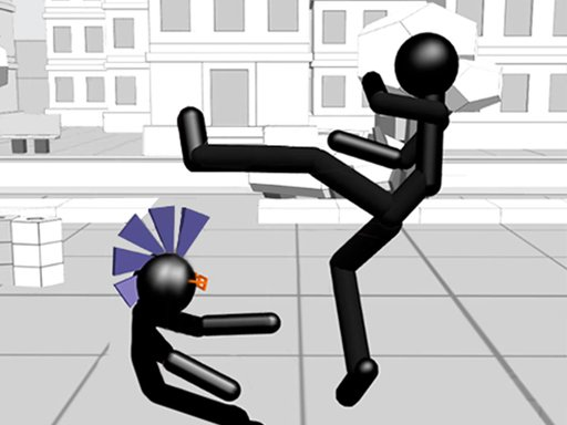 Play Stickman Fighting 3D Now!