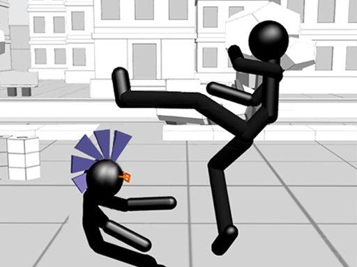Play Stickman Fighting 3D Now!