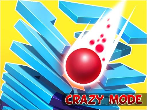 Play Stack Fall 3D: Crazy Mode Now!