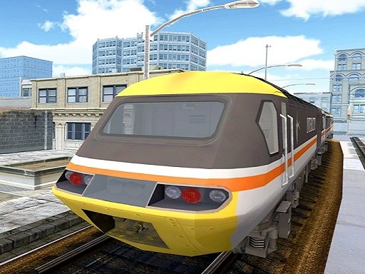 Play Super Drive Fast Metro Train Game Now!
