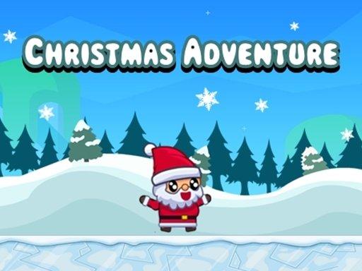 Play Christmas Santa Adventure Now!