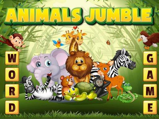 Play Animals Jumble Now!