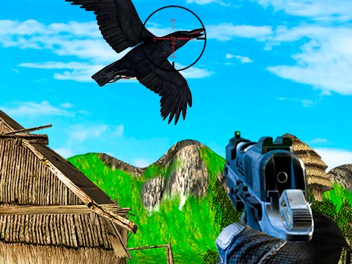 Play Chicken and Crow Shoot Now!