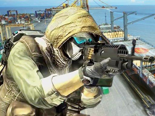 Play IGI Commando Gun Strike Now!