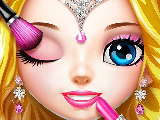 Play Fashion Salon Princess Now!