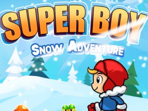 Play Super Boy Now!
