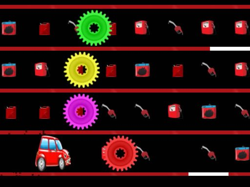 Play Car Eat Gas Now!