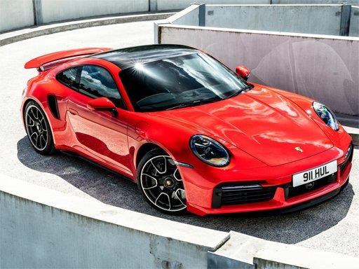 Play 2021 UK Porsche 911 Turbo S Puzzle Now!