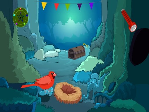 Play Rescue The Yellow Bird Now!