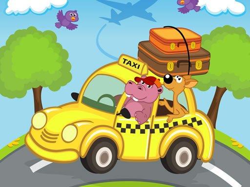 Play Animal Cars Match 3 Now!