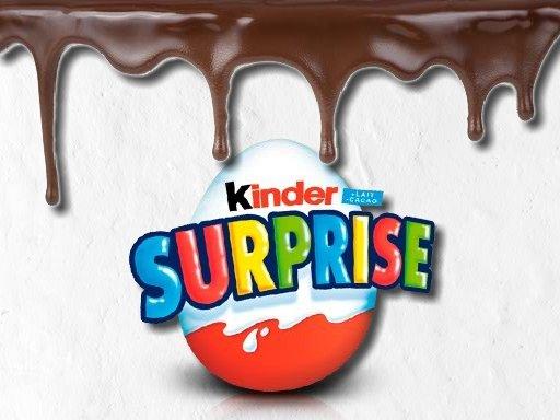 Play Kinder Egg Surprise Now!
